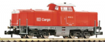 Fleischmann 723088 N Gauge (Start) DB Cargo BR212 Diesel Locomotive (DCC-Fitted)